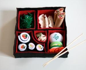 DJ Bento Box