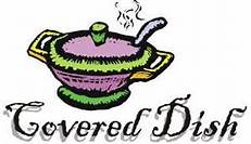 covered dish supper