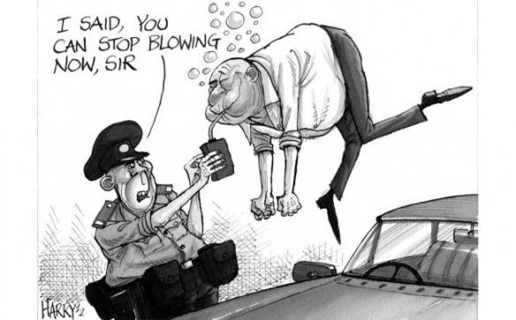 police jail