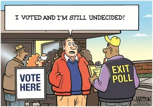 vote Undecided